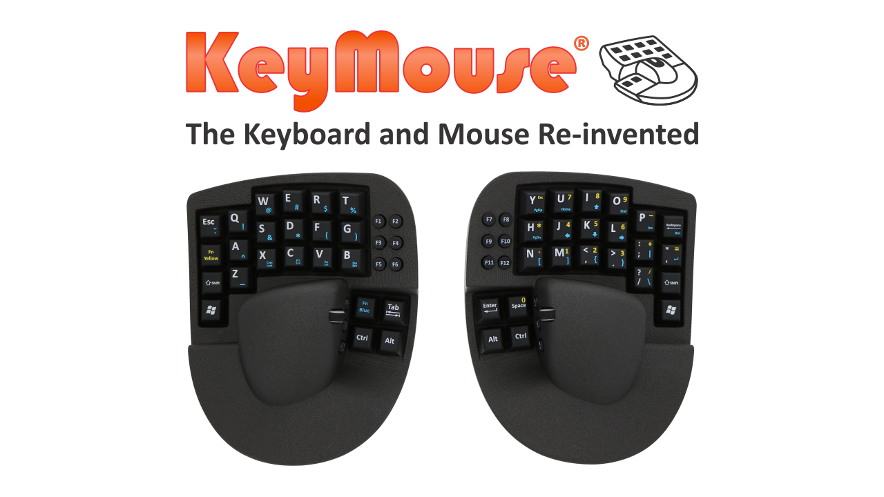 97314d070e3 KeyMouse Alpha - The Keyboard & Mouse Combined!