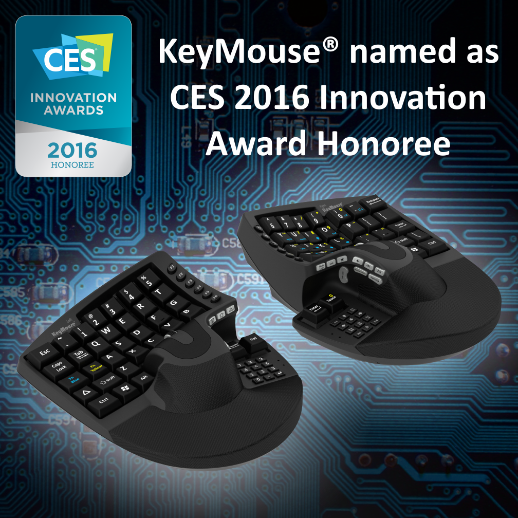 CES 2016 Innovation Award Honoree
