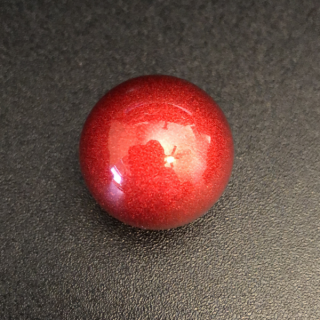 25.8mm Trackball (Red Pearl)